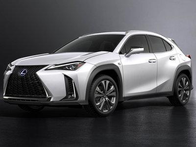 Lexus entra de lleno al segmento de los SUV subcompactos con el nuevo UX 2019