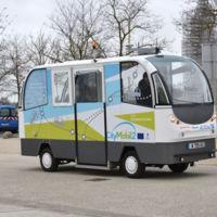 Este autobús no tiene conductor y lleva seis meses en las calles de Grecia sin accidentes