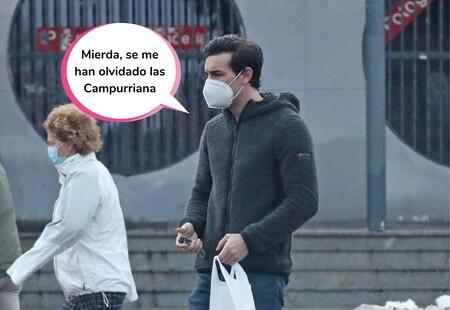Mario Casas Coche 1