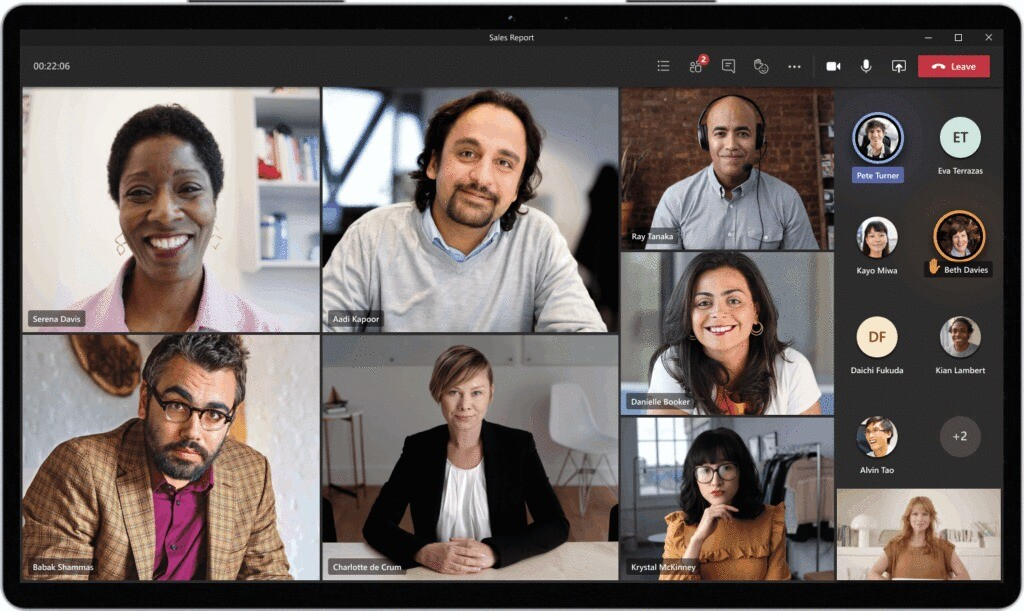 Microsoft Teams incluirá canales compartidos entre organizaciones, cifrado de extremo a extremo y mejoras en el uso de powerpoints