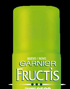 Pelo limpio y suelto en 2 minutos con el nuevo champú seco de Garnier