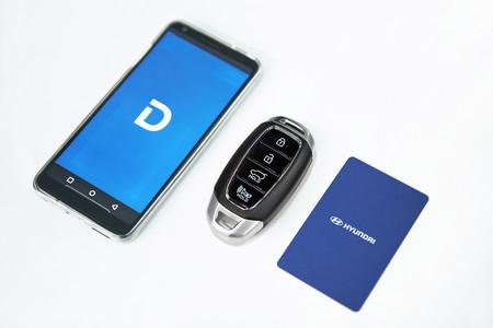 Hyundai llave digital