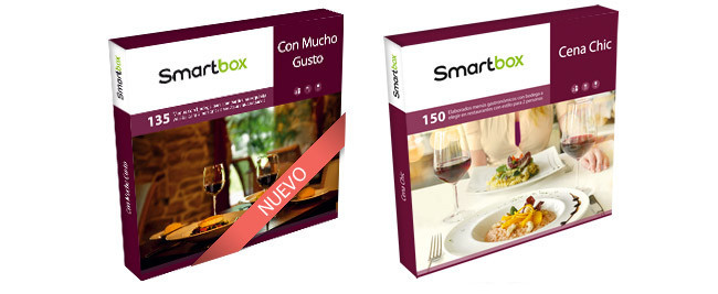 smartbox experiencias gourmet