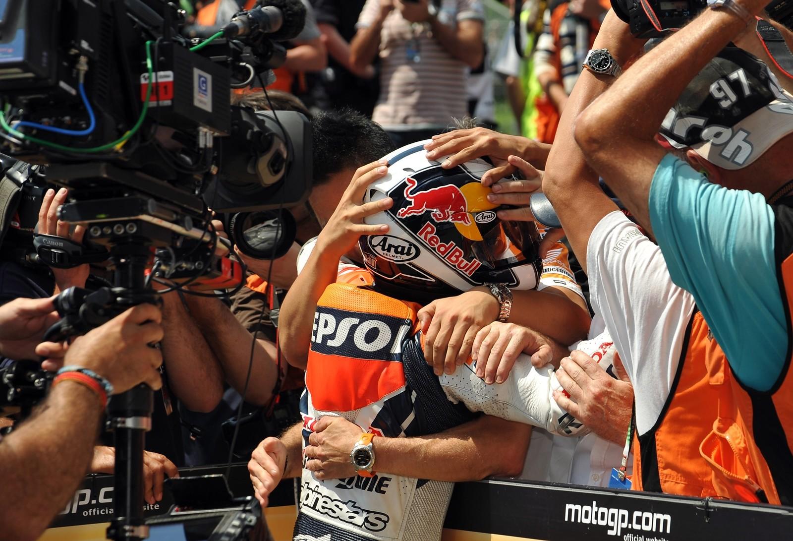 Foto de Dani Pedrosa MotoGP (10/22)