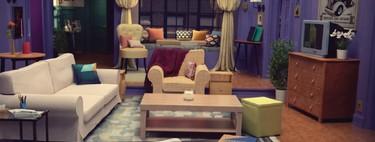 Ikea recrea los salones de Friends, Stranger Things y Los Simpson con sus muebles haciendo posible vivir en una serie de televisión de forma low cost