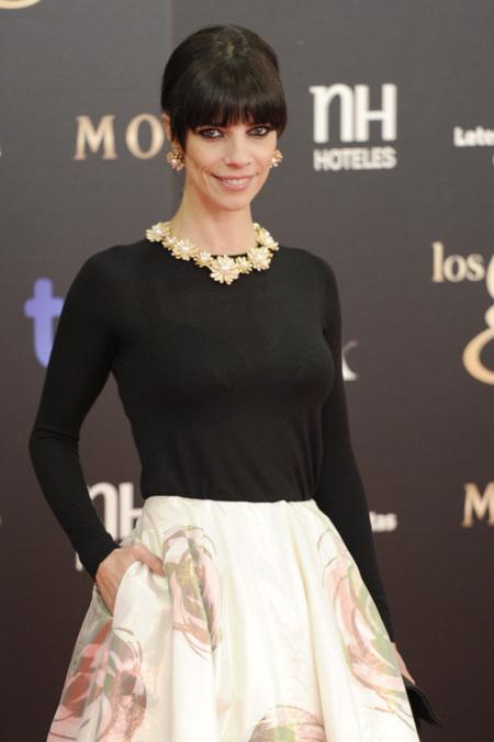 Goya 2013, las mejor vestidas de una alfombra roja más internacional que nacional