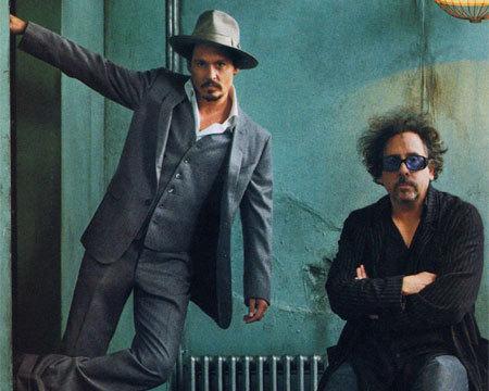 Johnny Depp en el País de las Maravillas