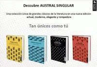 Austral Singular, una nueva colección de clásicos