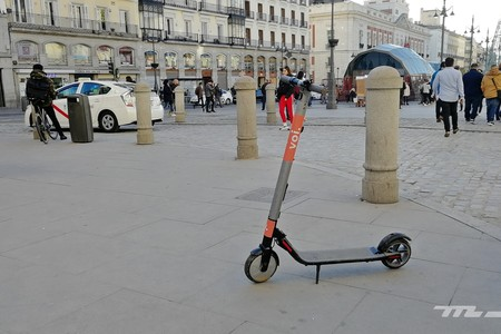 Patinete Electrico Madrid 2