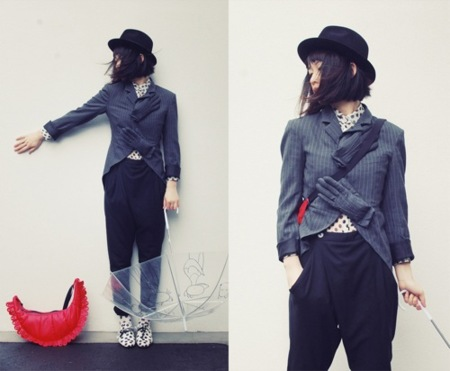 Looks de calle: elige tu blazer favorito. Comme