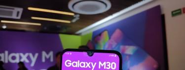 Galaxy M30 contra toda la gama media-alta de México: Samsung también quiere competir con precio