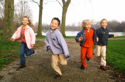 La salud ósea de los niños españoles, a la cola de Europa