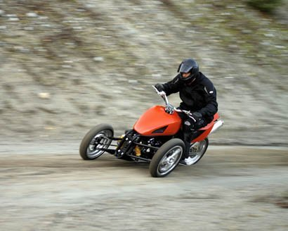 KTM Proto al Dakar (inocente)
