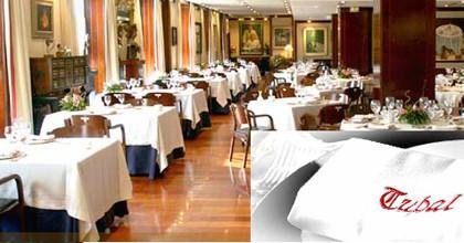Premio de la Academia Navarra de Gastronomía para Atxen Jiménez del Restaurante Túbal