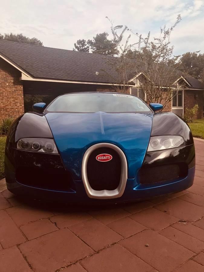 Foto de Bugatti Veyron Replica (5/16)