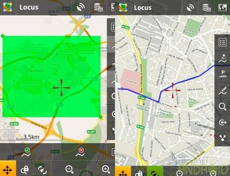 Mapas Offline Locus