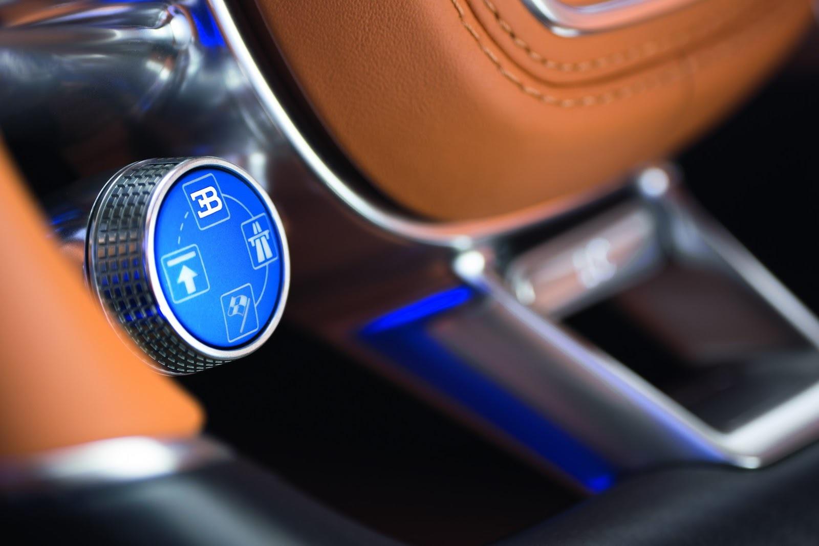 Foto de Bugatti Chiron (23/77)