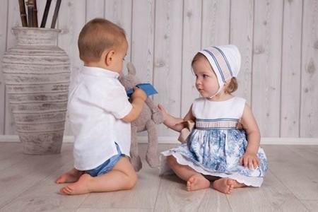 Moda Primavera/Verano 2014 para bebés: trajes para bautizos religiosos y civiles