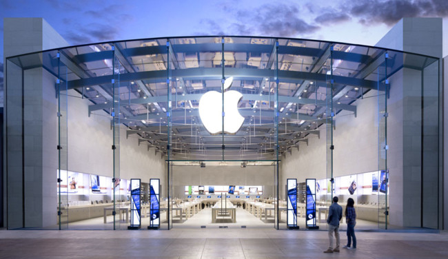 Apple Store Apple Car