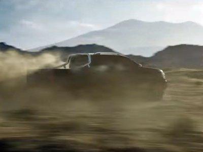 Despejando incógnitas: la Mercedes-Benz Clase X se deja ver por primera vez en este teaser