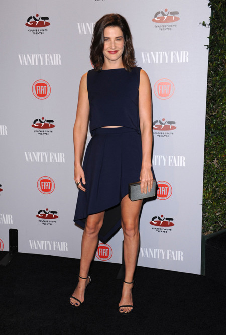 Cobie Smulders look