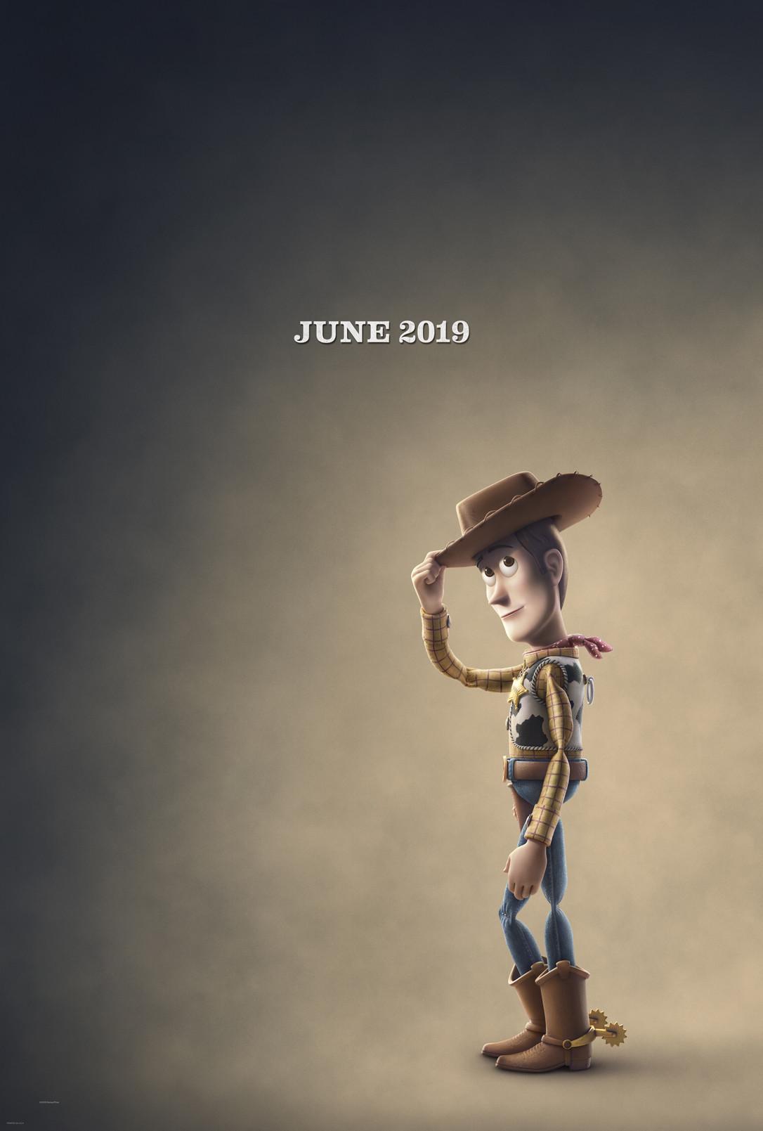 Pixar comparte primer adelanto y póster oficial de Toy Story 4 ... e0ef692df66
