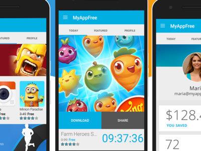 Una aplicación de pago gratis cada día con MyAppFree