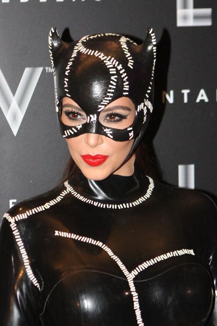 Hallowen 2012: Más famosos disfrazados, ¡estamos que lo tiramos!