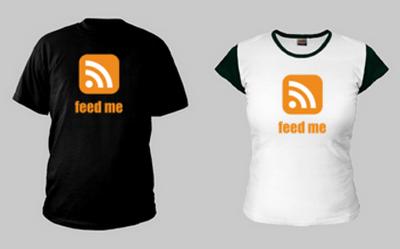 "Camiseta ""Feed me"""