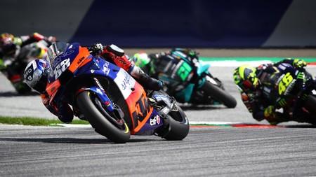 Oliveira Rossi Austria Motogp 2020