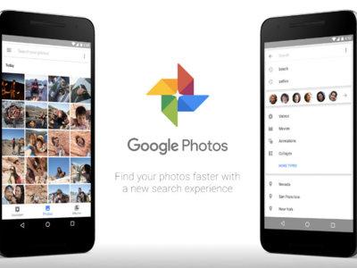 Google Photos 1.24 mejora el recorte de imágenes y añade ordenamiento en los álbumes