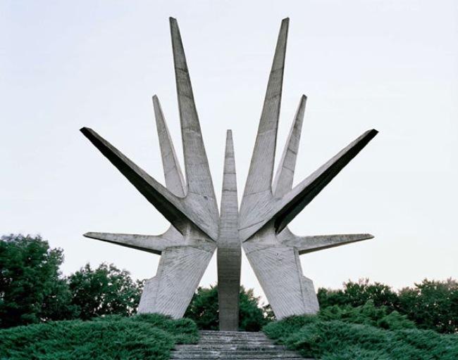 Foto de Spomenik, la Yugoslavia más cósmica (6/12)