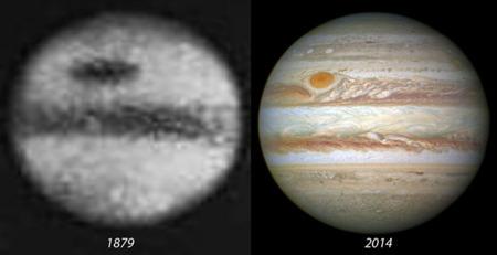Así ha sido la evolución de la astrofotografía durante los últimos 135 años
