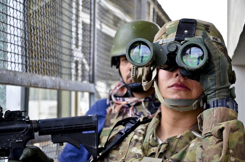 ABIS, el sistema de vigilancia biométrica global creado por el Ejército de EE.UU. y que reúne datos sobre 74 millones de personas