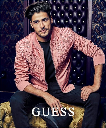 Guess Spring Summer 2018 Campaign 002