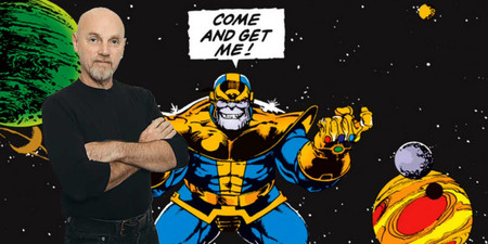 Jim Starlin Infinity War Review