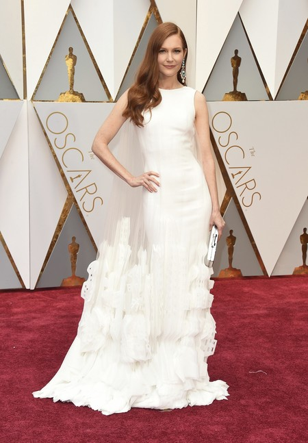 Darby Stanchfield Georgeschakra Oscars2017