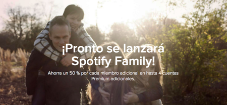 Spotify Family, el servicio de música por streaming anuncia sus planes familiares [Actualizado]