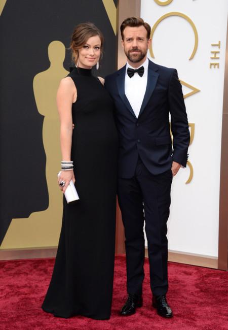 Jason Sudeikis Oscar 2014