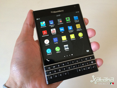 BlackBerry Passport, primeras impresiones