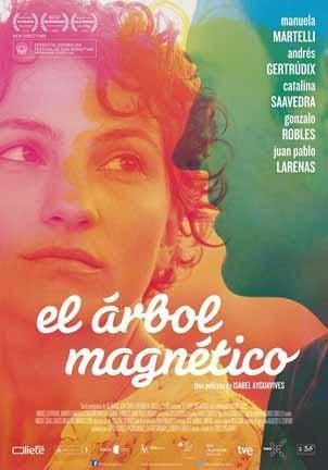 'El árbol magnético' de Isabel Ayguavives, cartel y tráiler