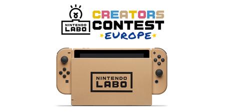 Estos son los proyectos ganadores del Nintendo Labo Creators Contest Europe
