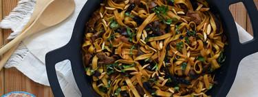 Recetas variadas y al gusto de todos en el menú semanal del 1 de octubre