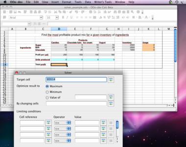 OpenOffice.org 3.0 Beta ya está disponible: La primera versión nativa para Mac OS X