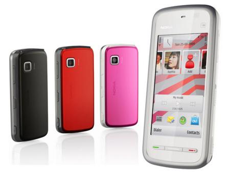Nokia 5230, pantalla táctil, GPS y S60 por 149 euros
