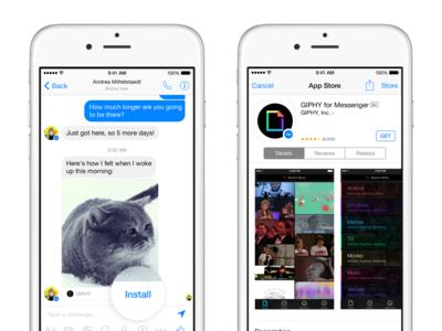 Facebook ampliará las funciones de Messenger, ahora con juegos