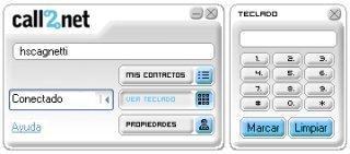 Sale la versión 2.0 de Call2net, otro servicio voIP