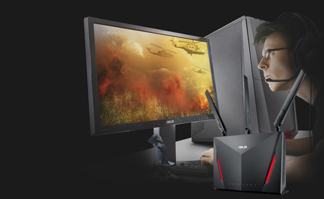 Asus ya tiene en su catálogo otro router enfocado sobre todo para mejorar la experiencia gamer en casa