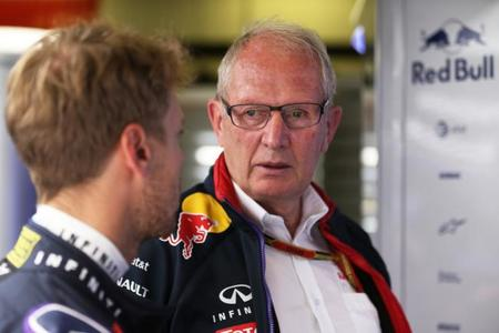 Helmut Marko afirma que Red Bull estará por muchos años en la Fórmula 1