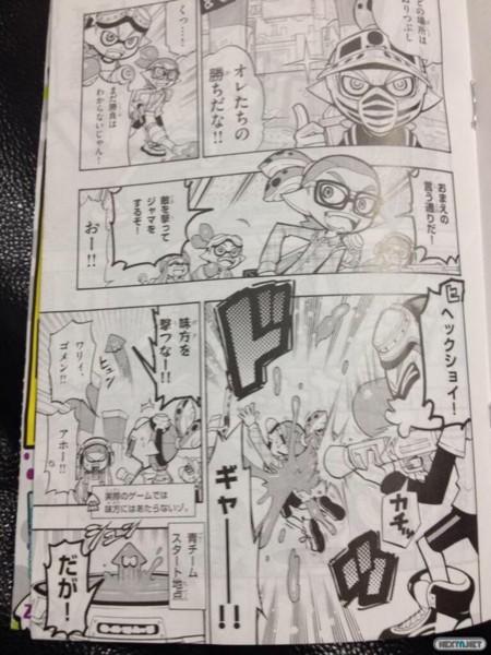 Splatoon Manga 02